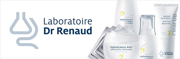 Soins et produits Laboratoire Dr Renaud